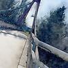 DeFazio Bridge Watercolor