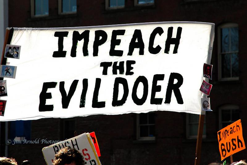 Impeach Bush