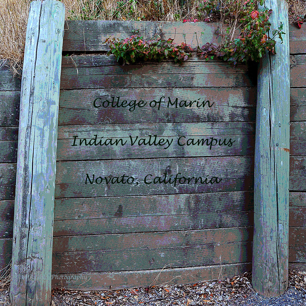Fence Posts - Indian Valley Campus
