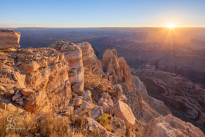 Kanab Point Sunrise