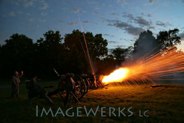 Sully Plantation: Civil War Weekend 2014