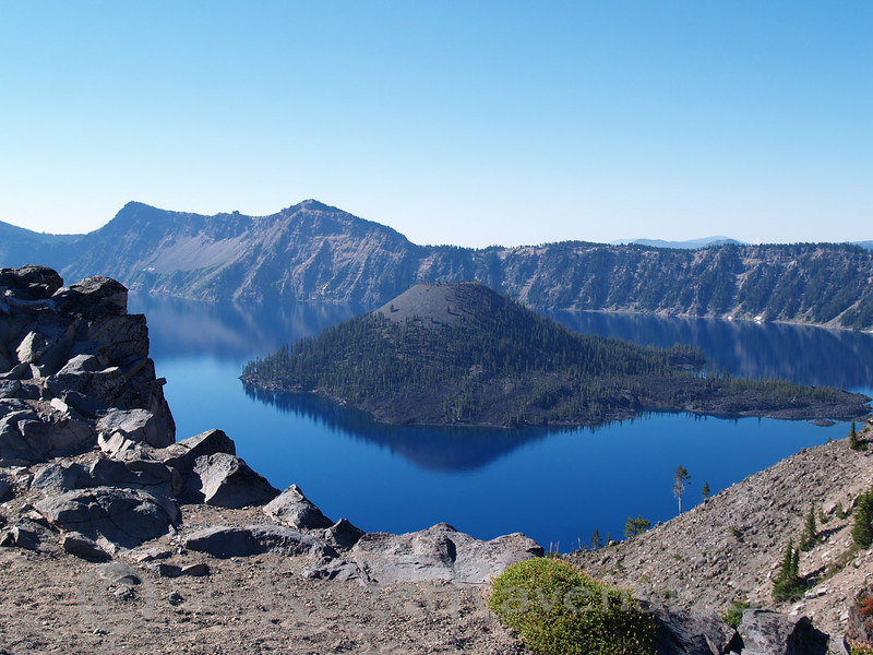 "<center><font face=""Papyrus"" color=""#5D92B1"" size=""5"">Crater Lake</font><br> Oregon <font face=""Trebuchet MS"" size ""3""><br><i>Image I.D. #:  M-##-###</i><br>"