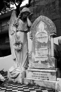 Cemetery of St. Micheal the Archangel, Macau Cemeterio do Sao Miguel Arcanjo, Macau, China