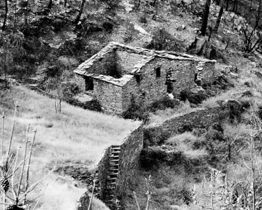 Abandoned Casa Rustica, Piodao, Serra do Acor