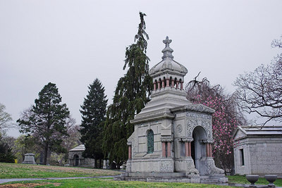 Woodlawn Cemetery, The Bronx