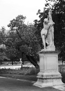 The Tuileries, Paris