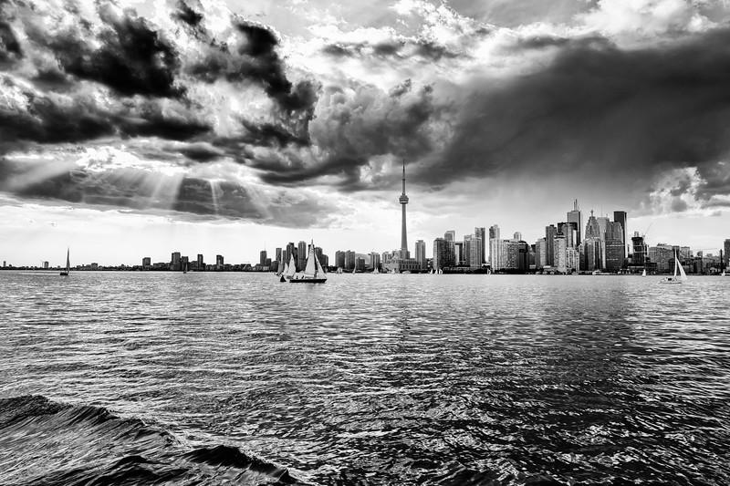 Toronto Skyline 8