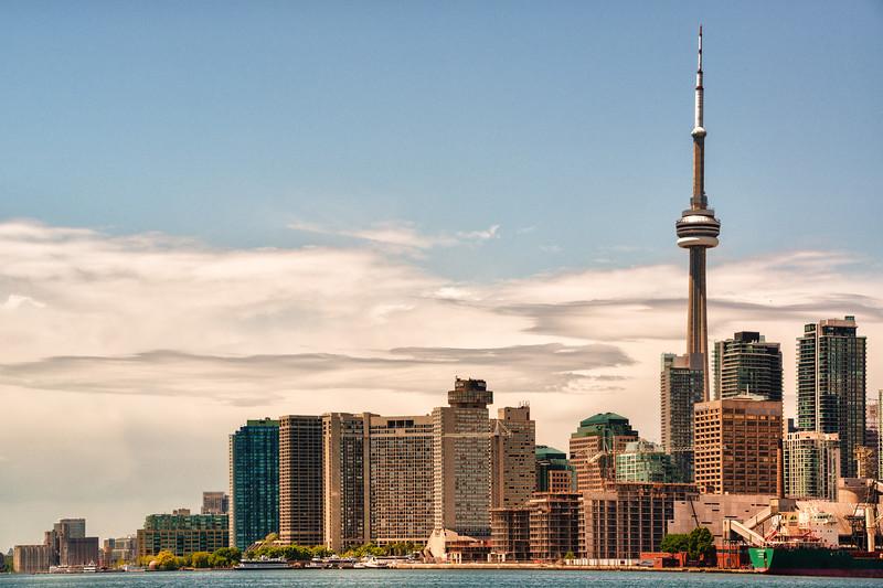 Toronto Skyline 10