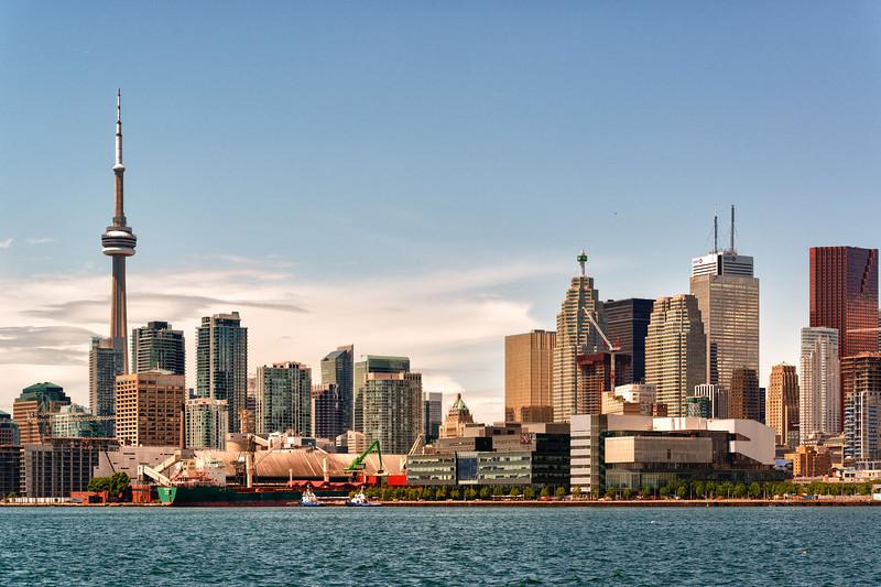 Toronto Skyline 9