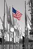 Flags, San Jose Veterans Memorial