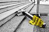 Caution, Uneven Steps