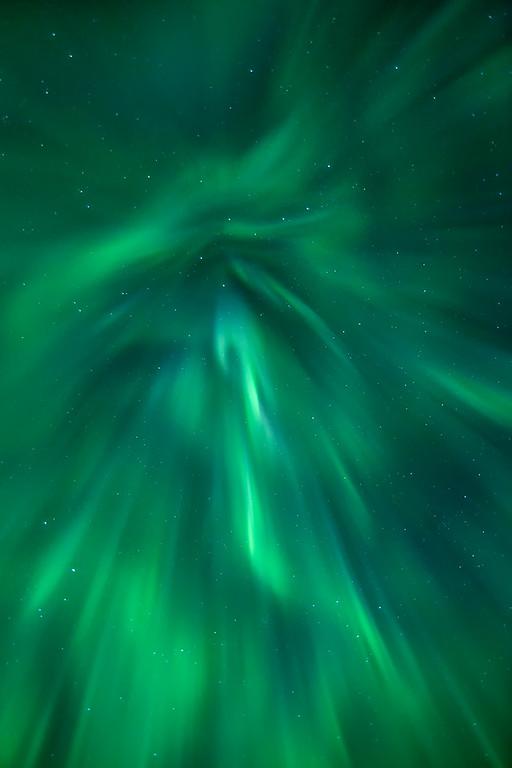Photo of the Aurora Borealis