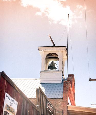 Bells a ringing i Virginia City