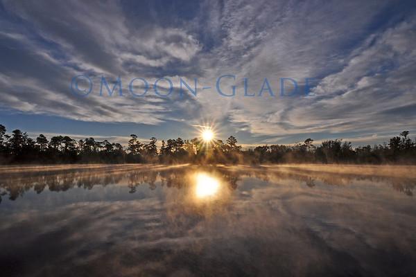 sunrise round lake park