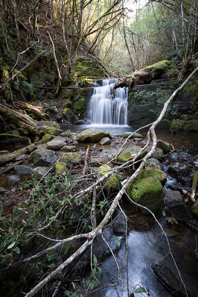 Secret Waterfall, Mt Wellington