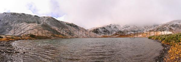 Ptarmigan Lake, Chaffee County, Colorado.<br /> *Stitched Panorama