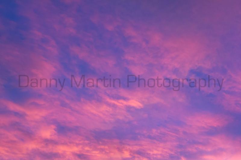 November Sunset, Fort Collins Colorado