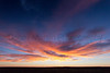 Sunrise over Comanche National Grassland<br /> Otero County, Colorado.