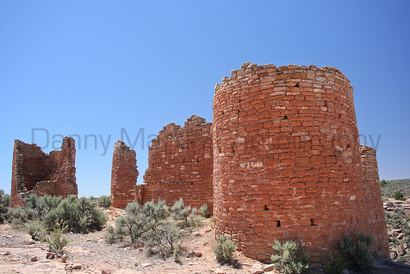 Hovenweep National Monument, UT.