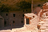 Remaining in the Sun.<br /> Cliff dwelling ruins, Mesa Verde, Colorado