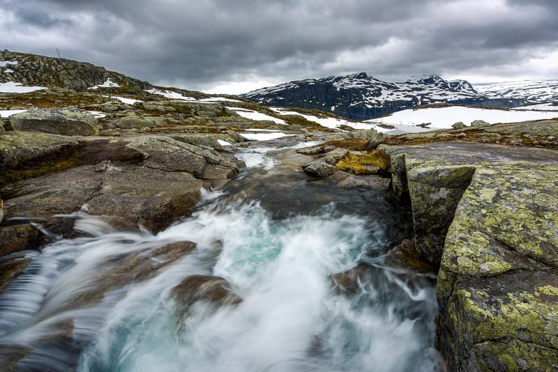 Trolltunga Hike, Odda, Norway