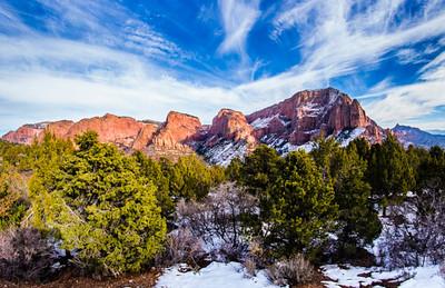 Zion kolob Canyon (3)