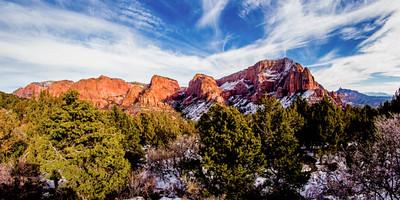 Zion Kolob Canyon (2)