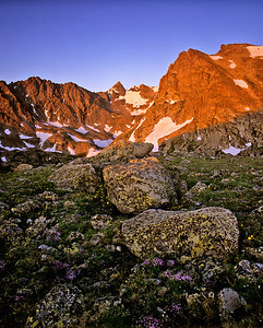 Pawnee Pass, Indian Peaks Wilderness