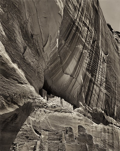 White House Ruin, Canyon de Chelly, Arizona, 2008