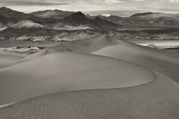 S-Dune, Death Valley National Park, California, 2004