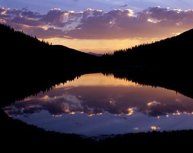 Poudre Lake, Trail Ridge Road, RMNP