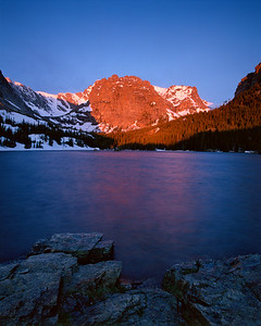 The Loch Sunrise 2, RMNP