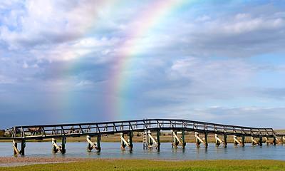 final double rainbow L