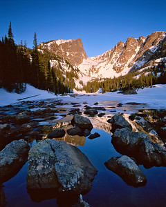 Dream Lake Spring RMNP