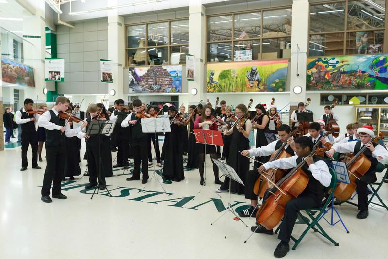Violin Concert @ MVHS