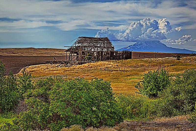 """Old Barn and Mount St. Helens Revisited (6 months later) <a href=""""http://rickwilliamsphotography.blogspot.com/2013/11/old-barn-and-mount-st-helens-revisited.html"""">http://rickwilliamsphotography.blogspot.com/2013/11/old-barn-and-mount-st-helens-revisited.html</a>"""