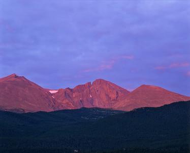 Longs Peak Hwy. 7