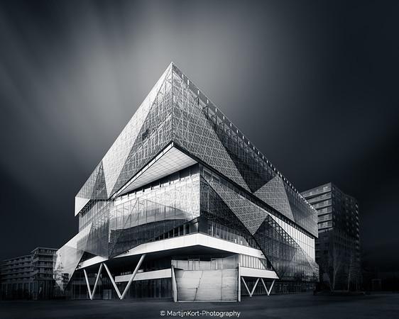 Chasing Light I - Nieuwegein stadskantoor