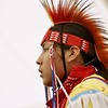 Native American Child-profile