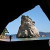 (Te Whanganui-A-Hei) Cathedral Cove, New Zealand