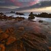 Rocky Shoreline - Corona Del Mar, CA