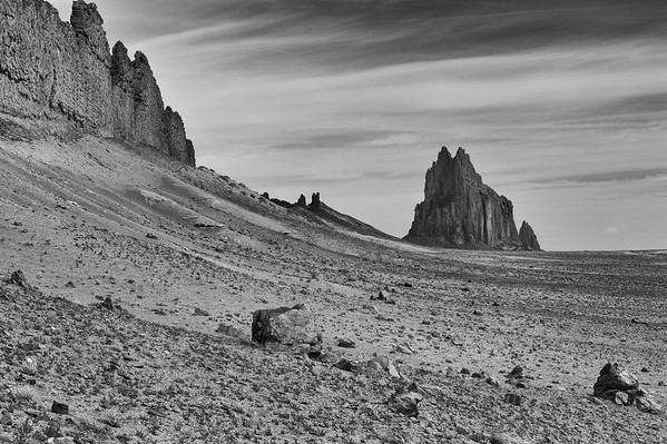 Shiprock, New Mexico, 2014