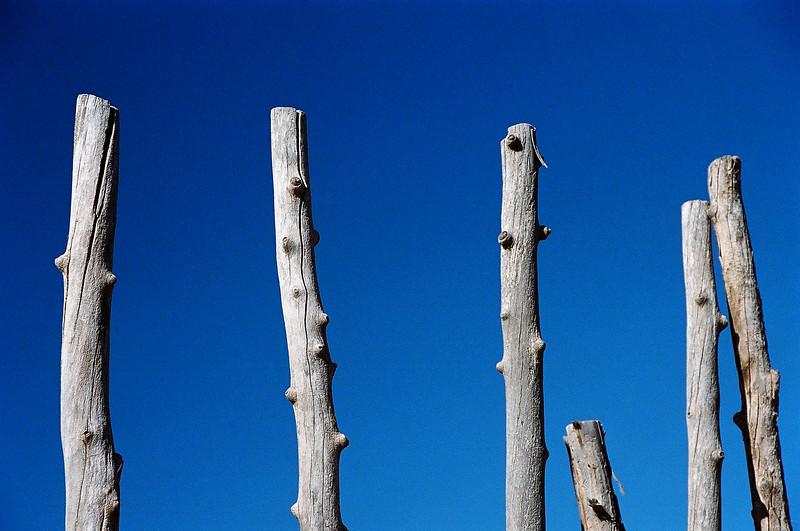 Taos Pueblo Fence.