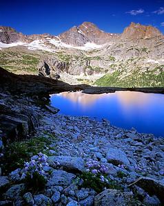 Blue Lake, RMNP