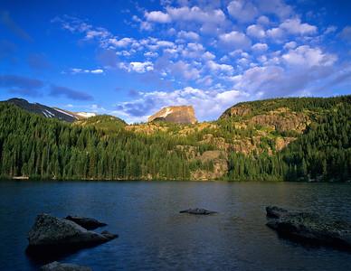 Bear Lake Sunrise RMNP