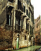 Backwater, Venice, Italy