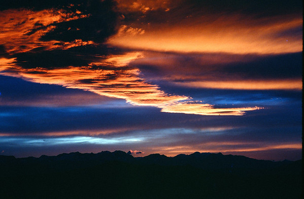 Sierra Sunset.