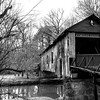 Kymulga Covered Bridge BW