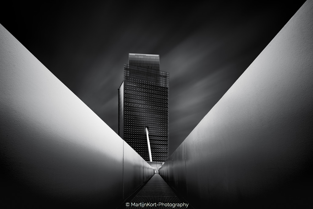 Embrace the light - KPN building