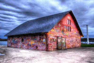 Anderson Warehouse- Ephraim - Door County, Wisconsin